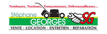 Stéphane Georges - tondeuses tracteurs tronçonneuses débroussailleuses [ Floriffoux - Namur ]